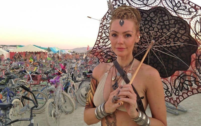 burning man event 2018 hot girls