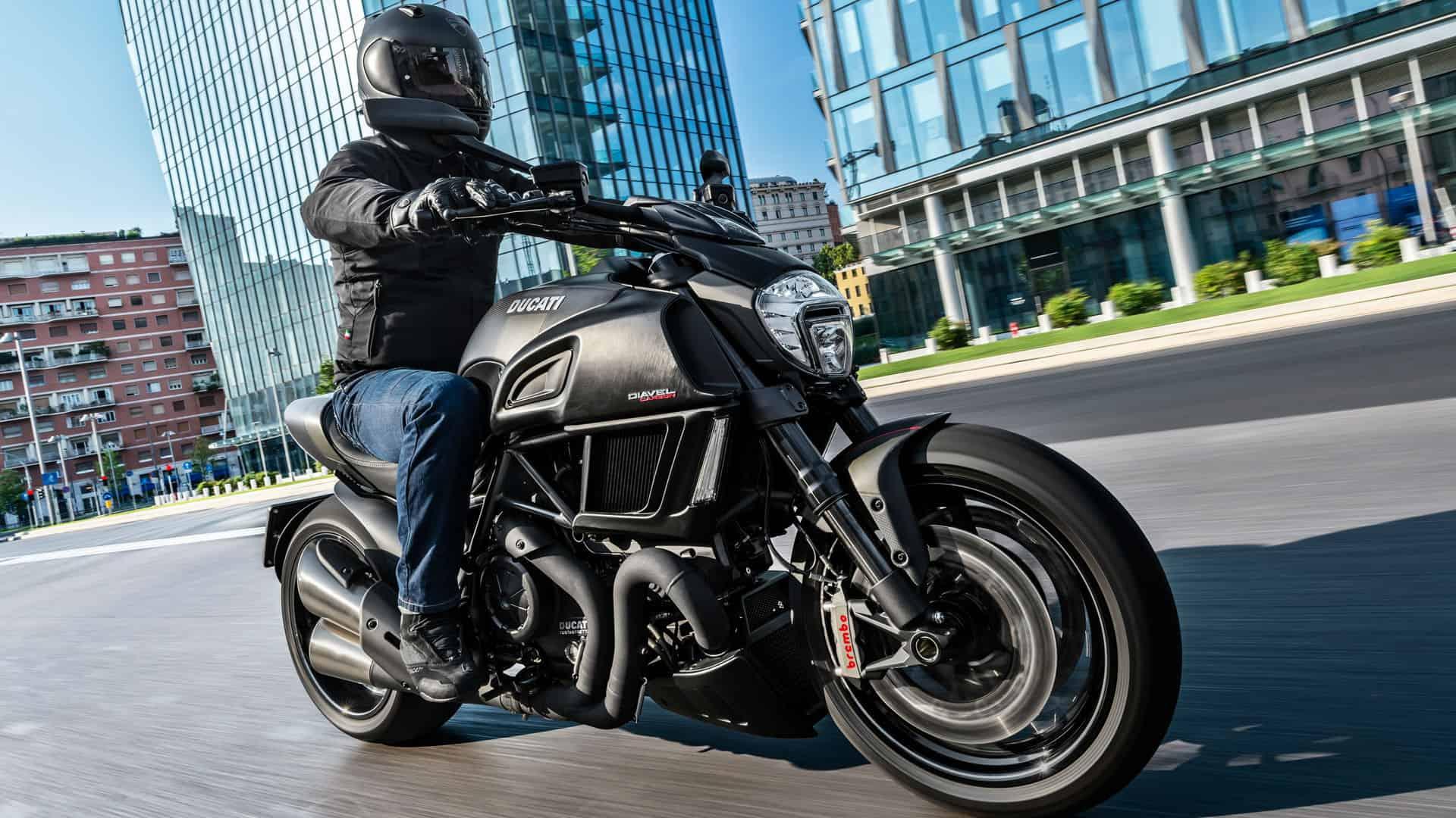 Ducati Diavel bike