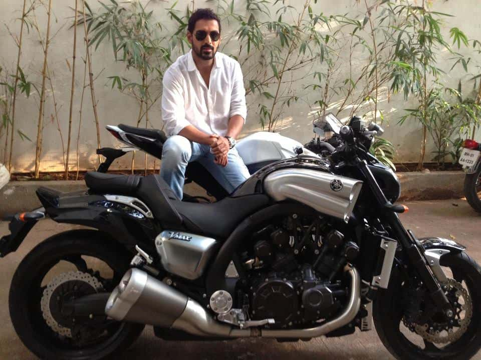 John Abraham Bike Collection