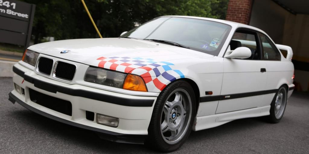 Paul Walker's Car : BMW E36 M3 Car