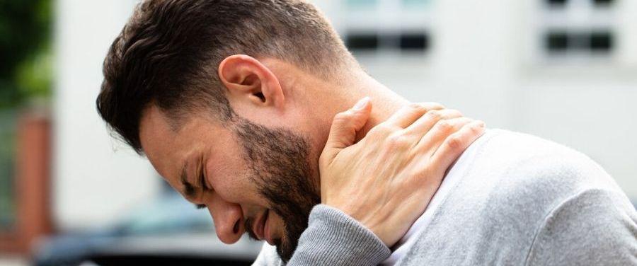 Cervical spondylosis or cervical osteoarthritis