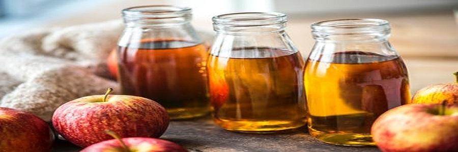 apple cider vinegar for hay fever
