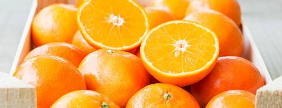 Vitamin C Rich Oranges