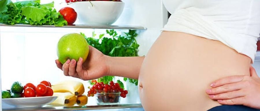 pregnancy and food