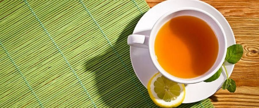 Green Tea : Great food to avoid depression