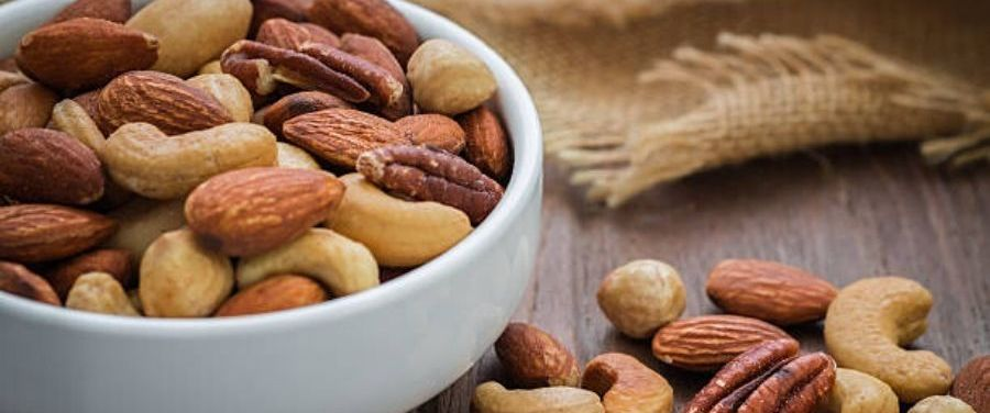 Healthy Nuts as Pre-Workout Meals