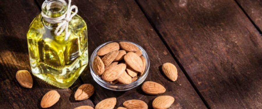 Almonds Oil For Healthy Skin