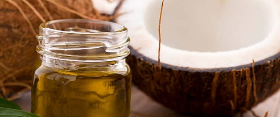 Coconut Oil For Beautiful Skin