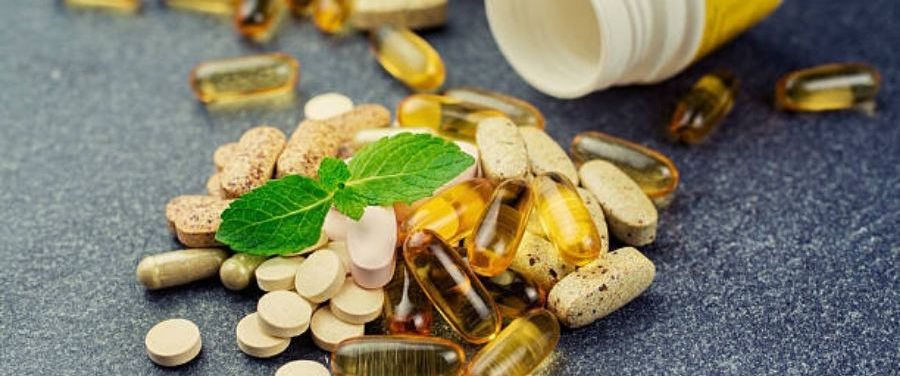 Multivitamin Capsules and Pills