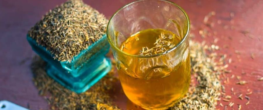Cumin Water or Jeera Water