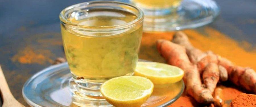 Turmeric and Lemon