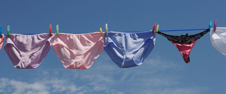 A Pair of Women Panties