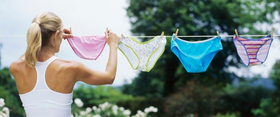Hanging Underwear