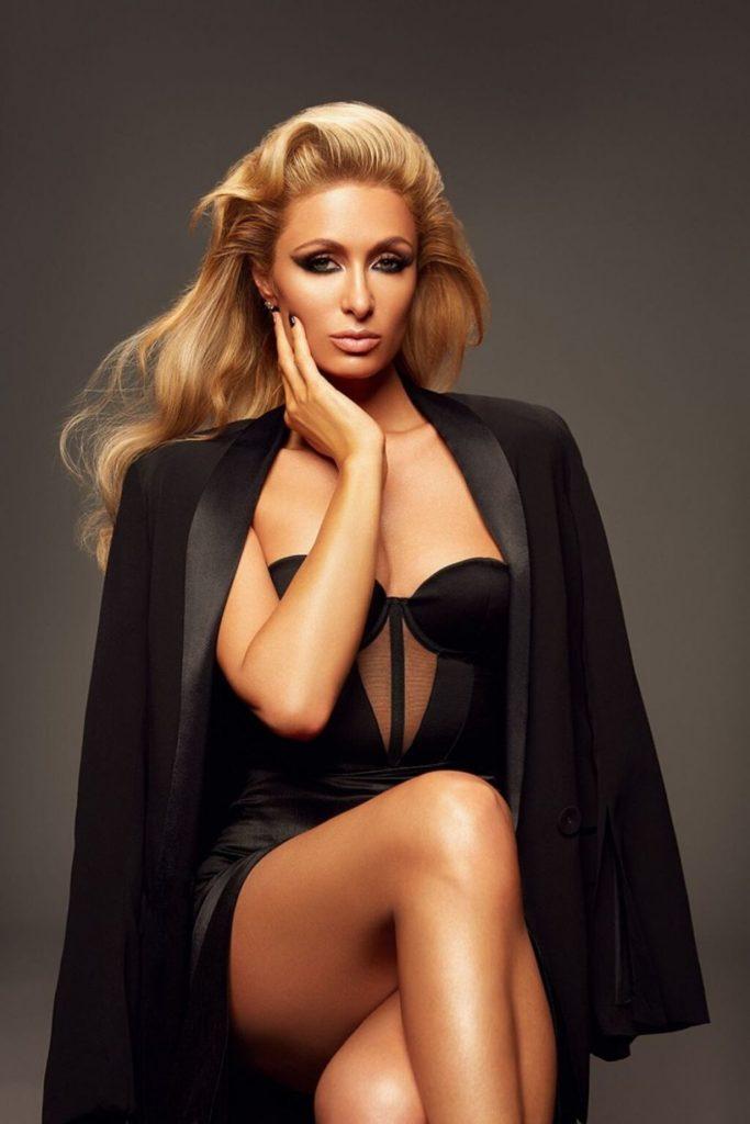Paris Hilton 2020
