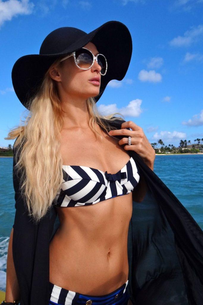 Paris Hilton in Bikini