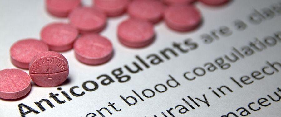 Anticoagulant Drugs and Medications