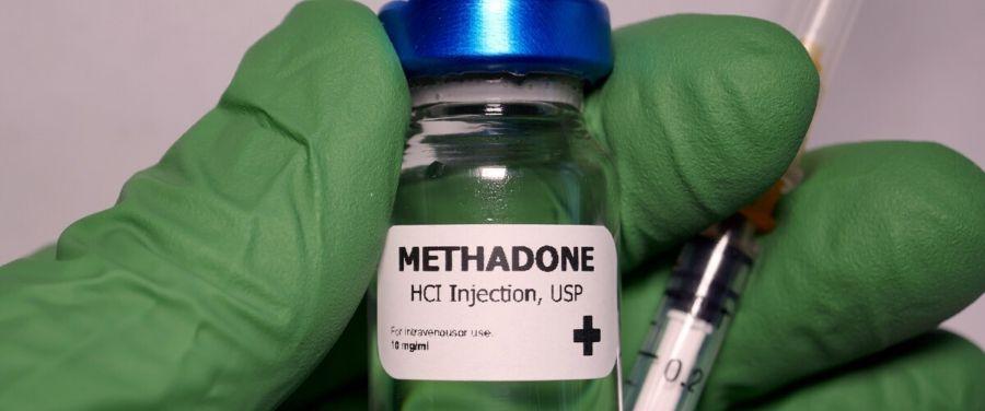 Methadone Injection and Syringe
