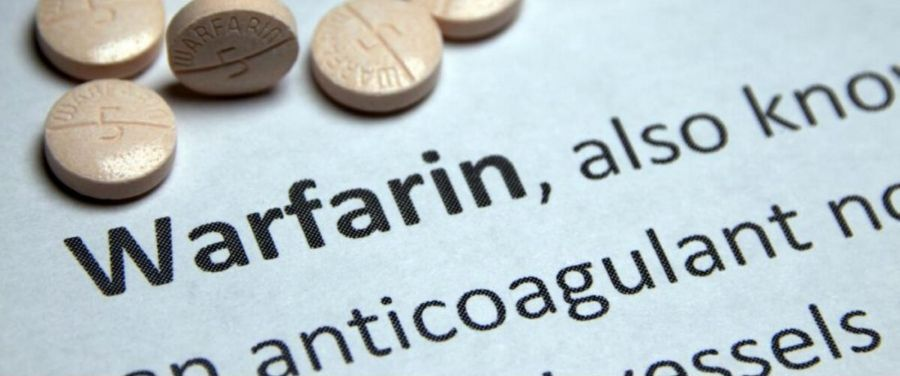 Warfarin 5 mg Tablets