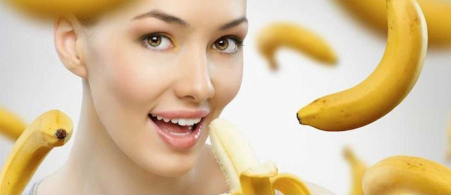 Banana Face Mask for Loose Skin Tightening