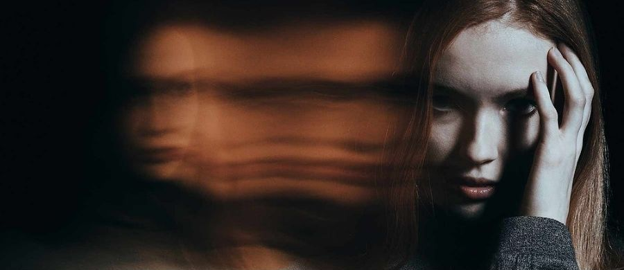 Women with Hallucinations Symptoms