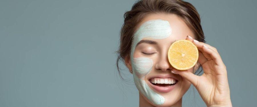 10 Best Lemon Face Packs for Fairer Skin