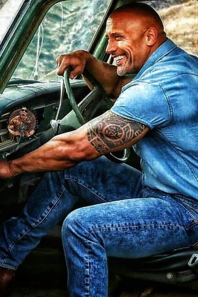 Rock Dwayne Johnson