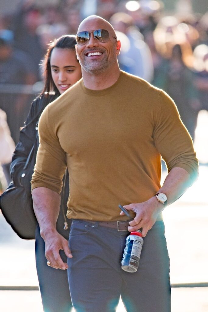 Dwayne Johnson S Height Age Tattoo Girlfriend Wife Daughter And Much More High Rated Gabru
