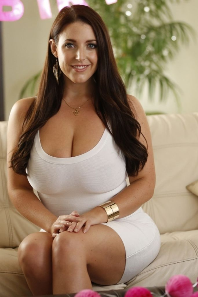 Angela White Cute