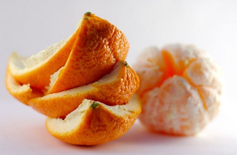 Orange Peel for Oily Skin