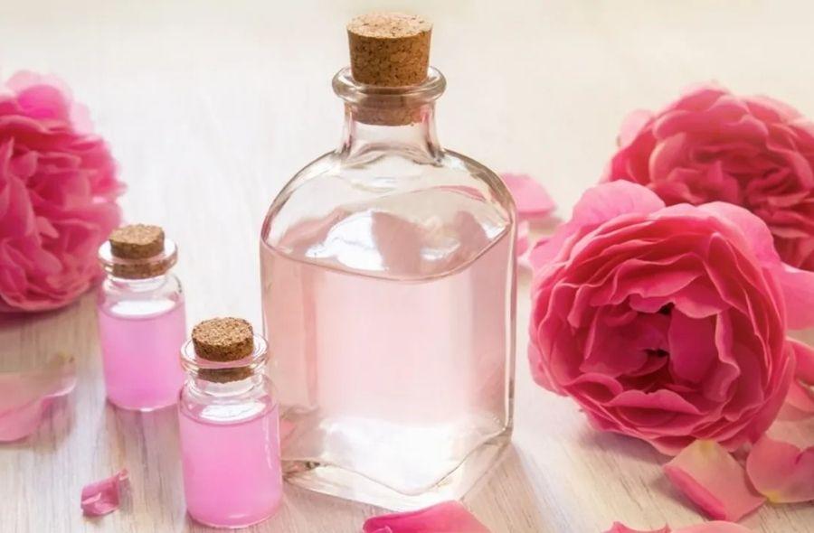 Rose Oil for Oily Face Skin