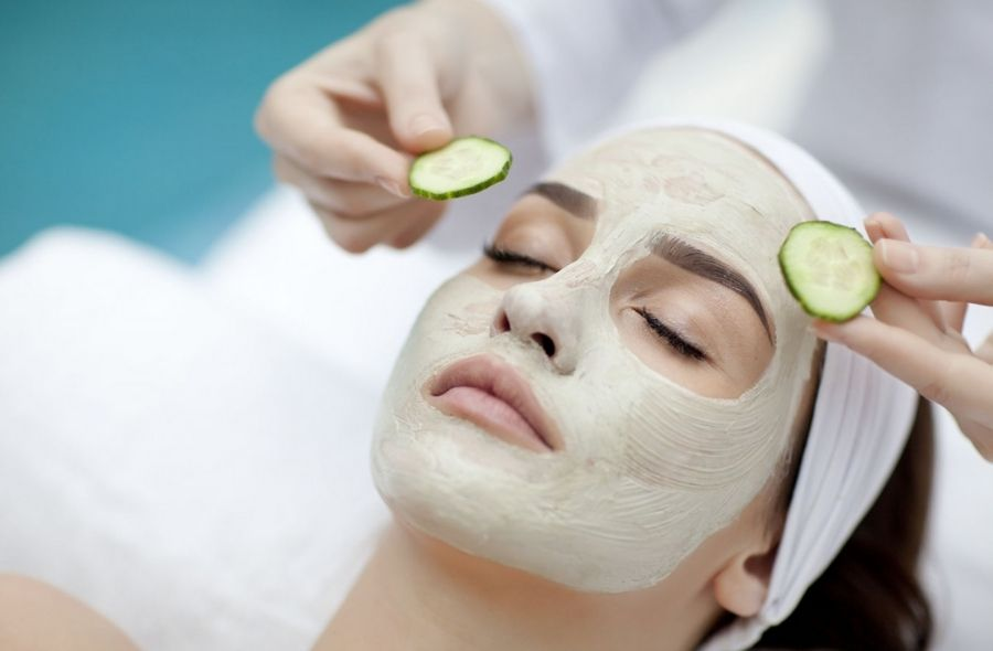 Cucumber Face Pack for Radiant Skin