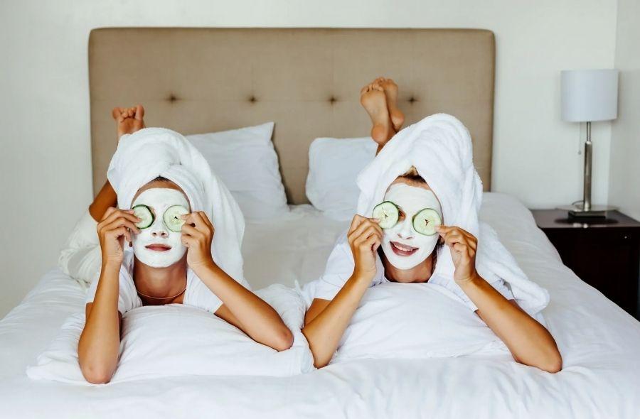 Cucumber Skin Care Face Mask