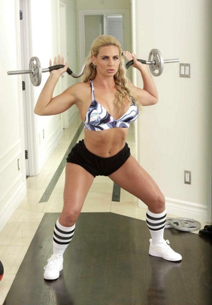 Phoenix Marie Workout